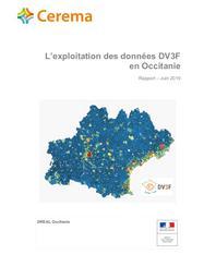 L'exploitation des données DV3F en Occitanie | ALPIN, Christine. Auteur