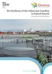 The Resilience of the Indonesian Coastline to Natural Hazards : Semarang and subsidence = Résilience des côtes indonésiennes aux risques naturels   Cerema. Centre d'études et d'expertise sur les risques, l'environnement, la mobilité et l'aménagement (Administration). Auteur