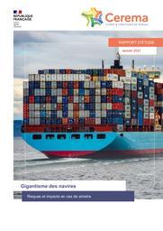 Gigantisme des navires. Risques et impacts en cas de sinistre   Hammache, Smain. Auteur