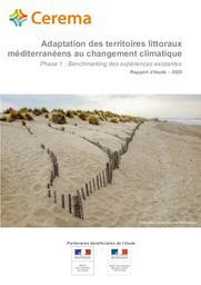 Adaptation des territoires littoraux méditerranéens au changement climatique. Phase 1 : Benchmarking des expériences existantes | KLESCZEWSKI, Elodie. Auteur