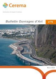 Bulletin Ouvrages d'Art = BOA | Cerema. Centre d'études et d'expertise sur les risques, l'environnement, la mobilité et l'aménagement (Administration)